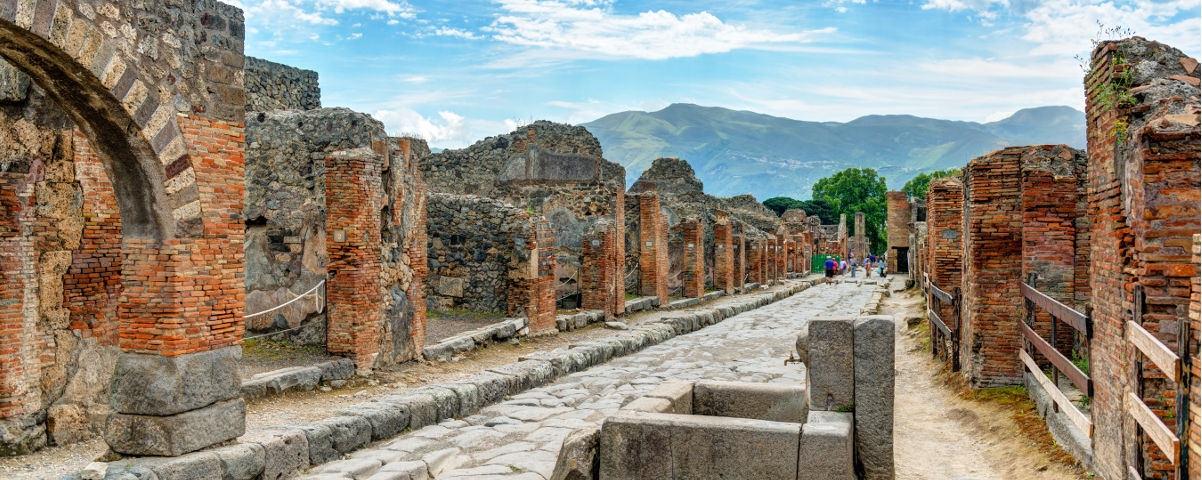 Private Tours in Pompeii