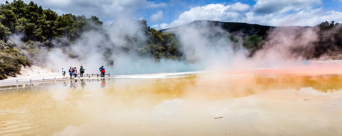Private Tours in Rotorua