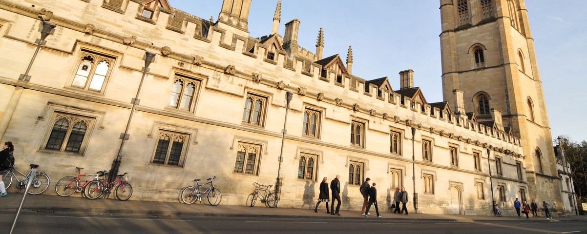 Private Tours in Oxford