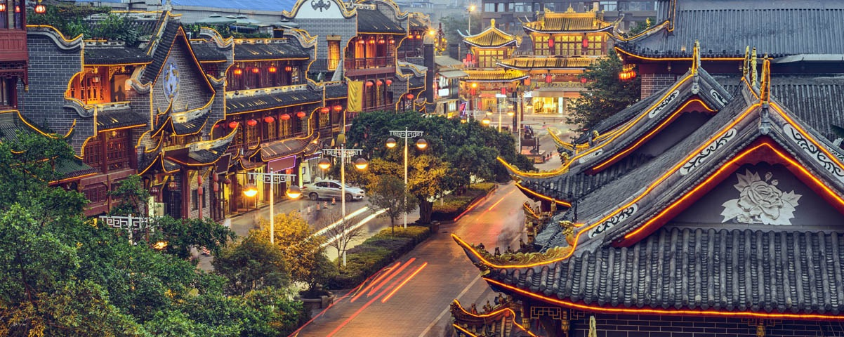 Private Tours in Chengdu