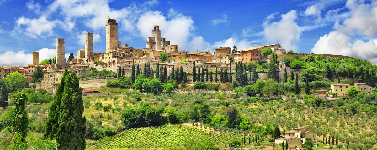 Private Tours in San Gimignano