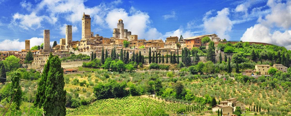 Private Tours in San Gimignano