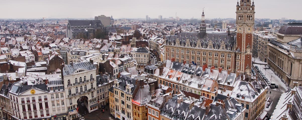 Private Tours in Lille