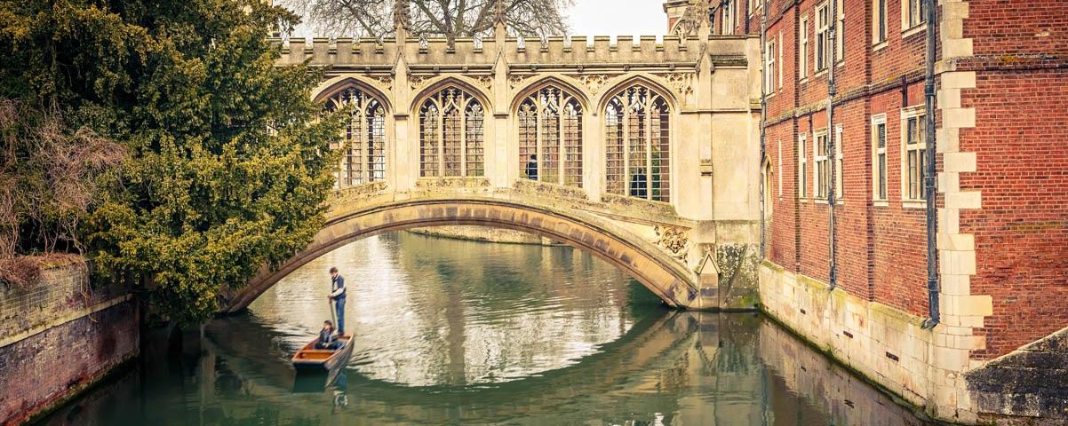 Private Tours in Cambridge