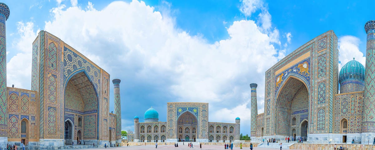 Private Tours in Samarkand