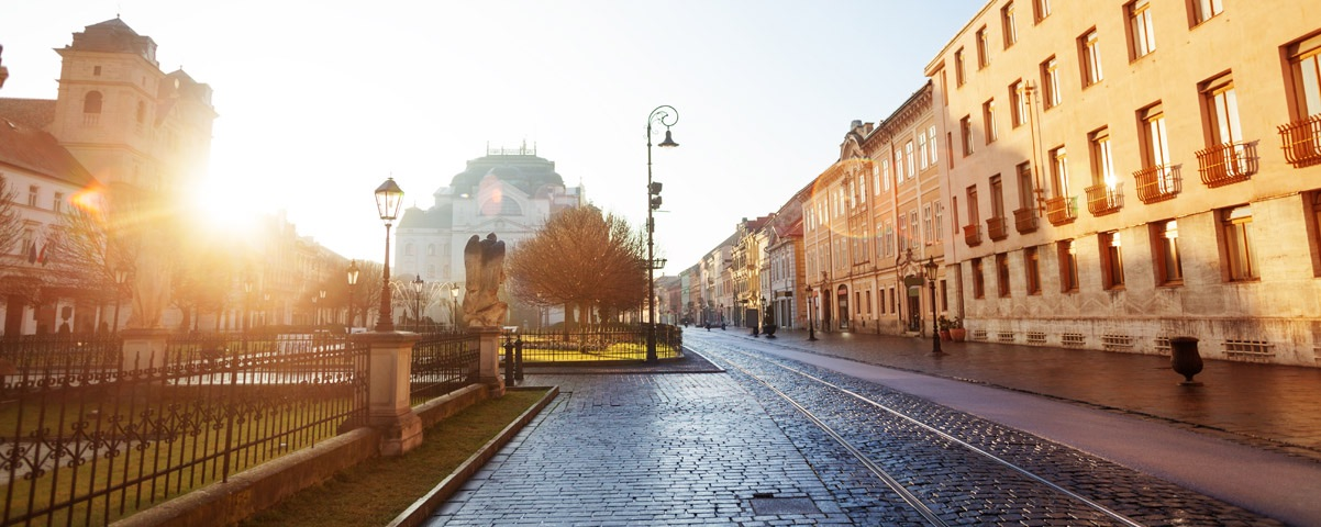 Private Tours in Kosice