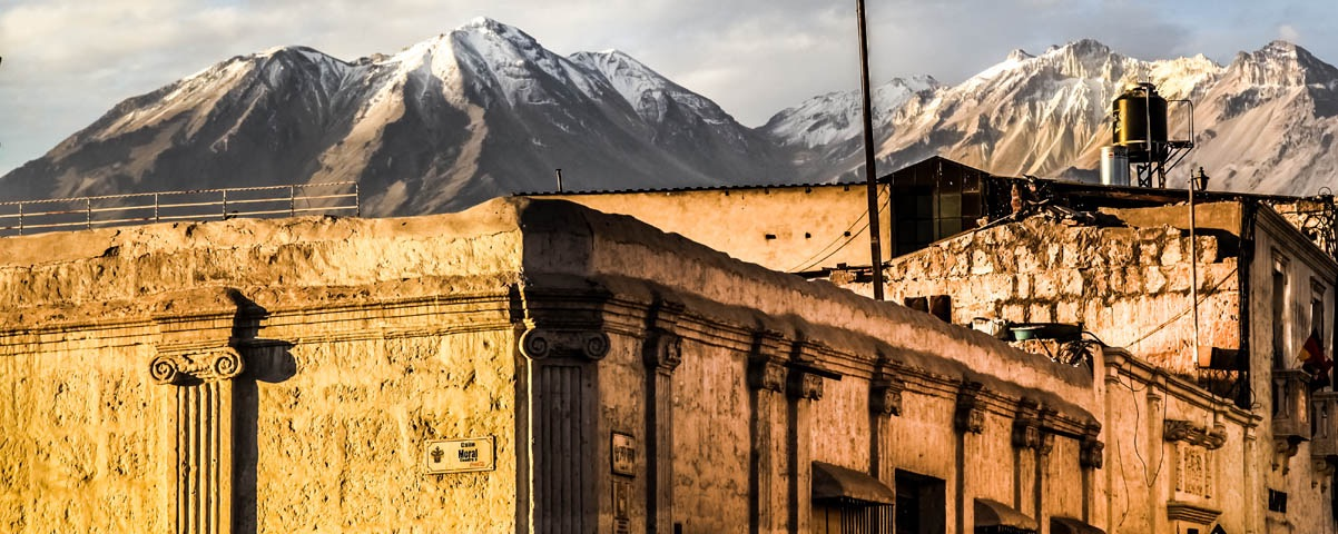 Private Tours in Arequipa