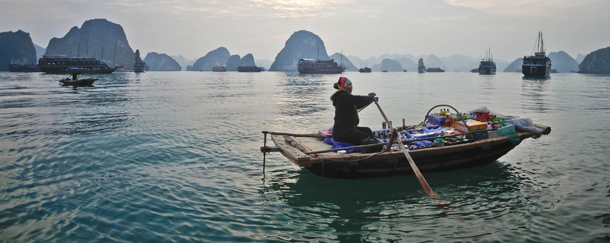 Private Tours in Halong Bay