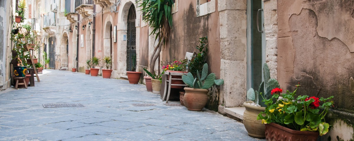 Private Tours in Syracuse Italy