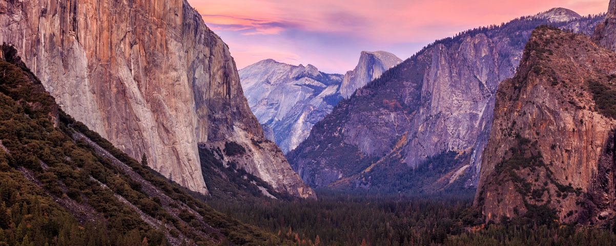 Private Tours in Yosemite National Park