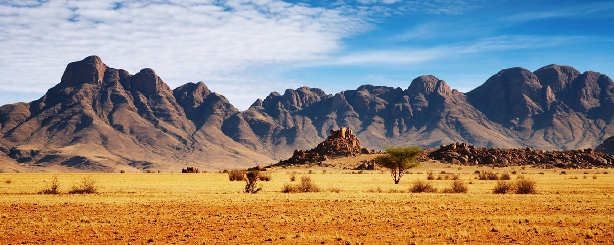 Private Tours in Namibia