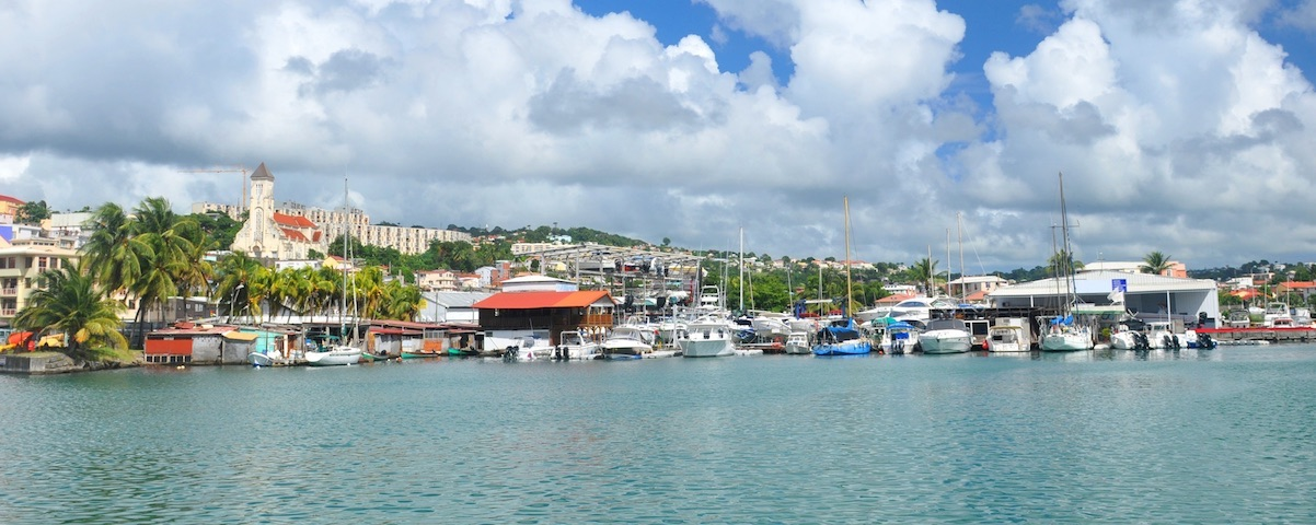 Private Tours in Fort de France