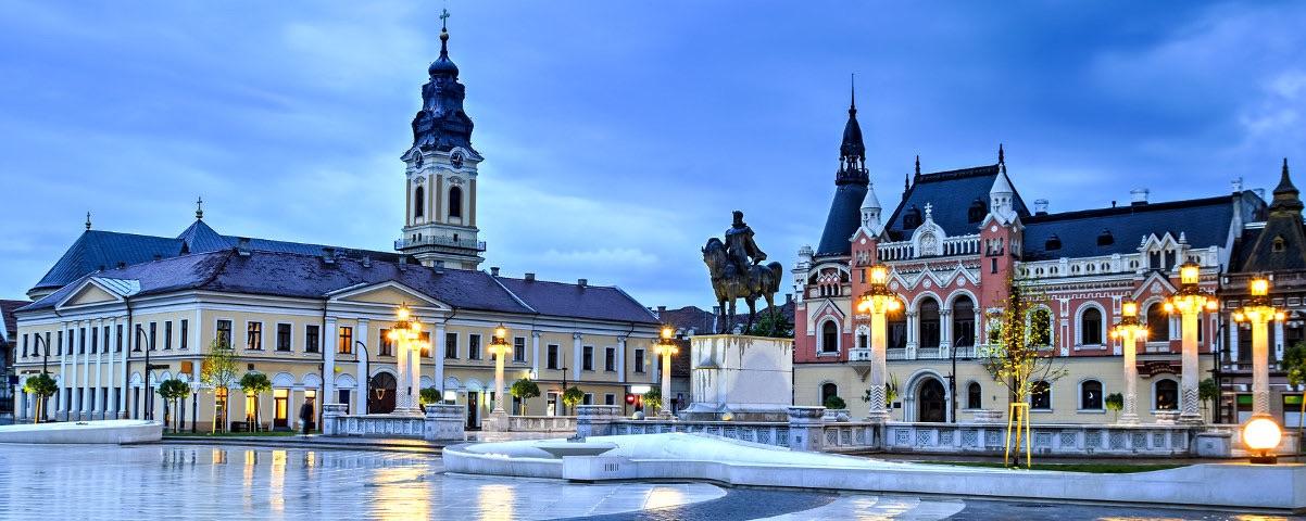 Private Tours in Oradea
