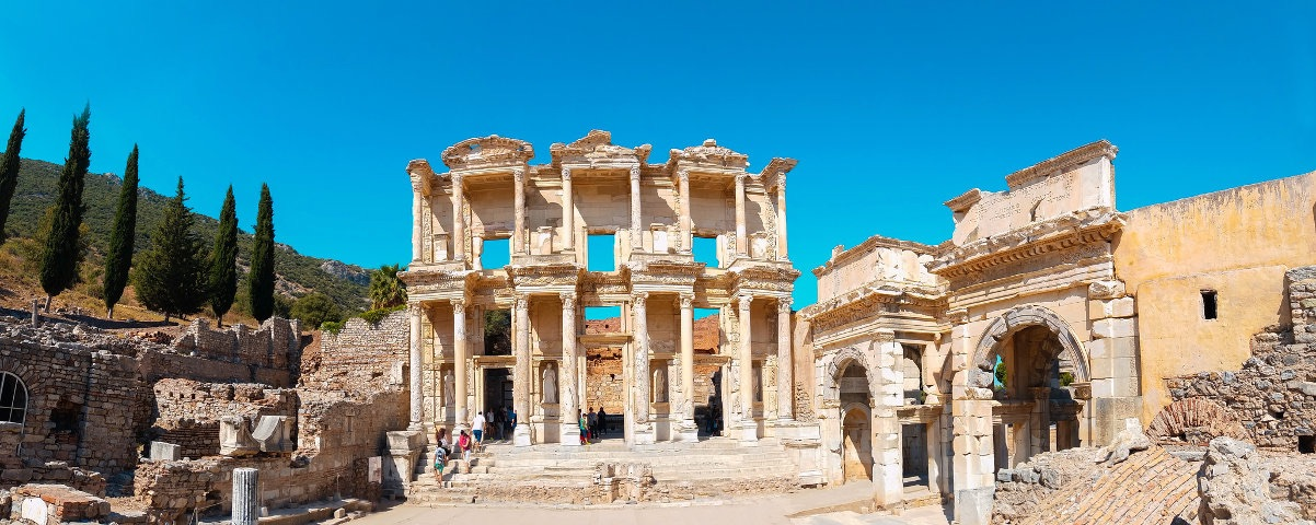 Private Tours in Kusadasi Ephesus