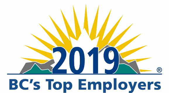 ToursByLocals - BC's Top Employers 2019