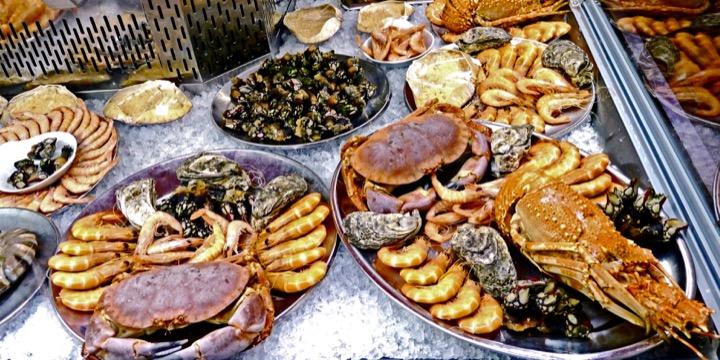 Ramiro seafood restaurant