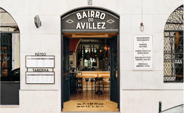 Bairro de Avillez, Lisbon