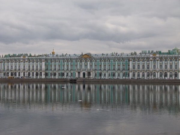 St Petersburg Private Tour: The Hermitage Museum