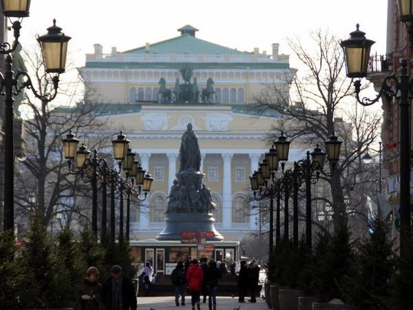 Private St. Petersburg Tour: Two-Days Tour when it's a Short Visit