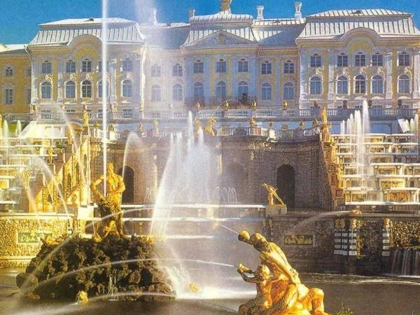 St Petersburg Private guided tour of Peterhof