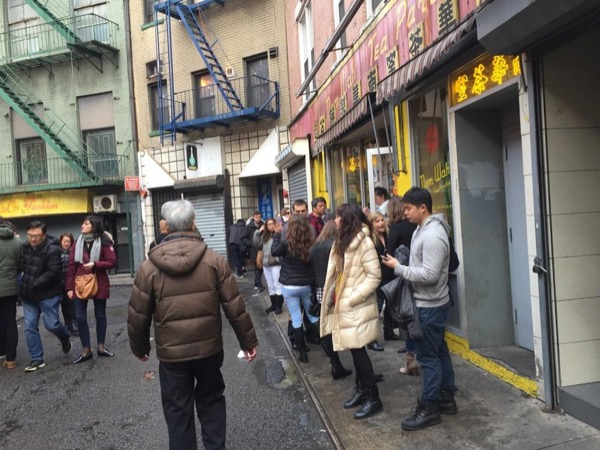 Explore the markets of Chinatown and feel the energy of one of America's largest Chinese communities