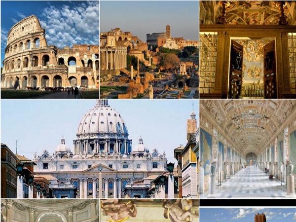 Rome: the Eternal City Tour