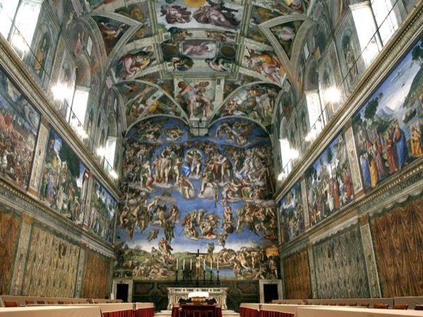 Vatican City Half Day Sightseeing Tour