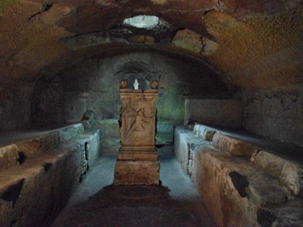 Ancient Rome and Underground Experience Tour in a Full Day