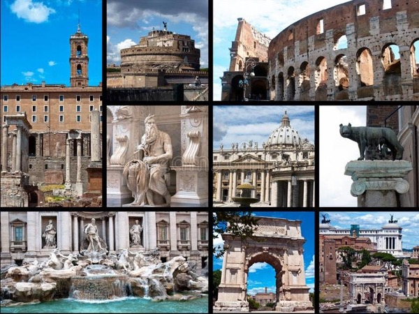 The very best of Rome