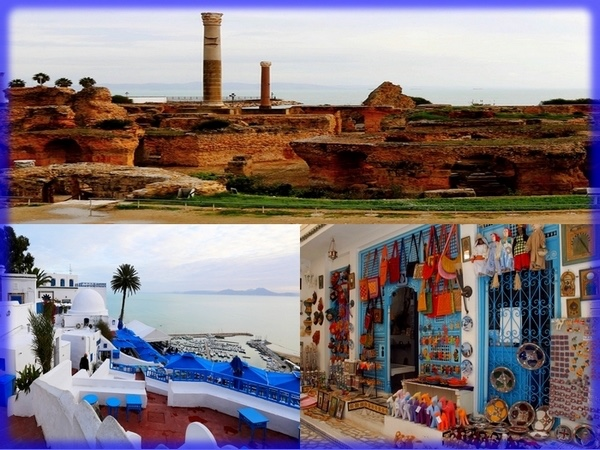 Tunis Private Tour, One Day Guided Sightseeing Tour
