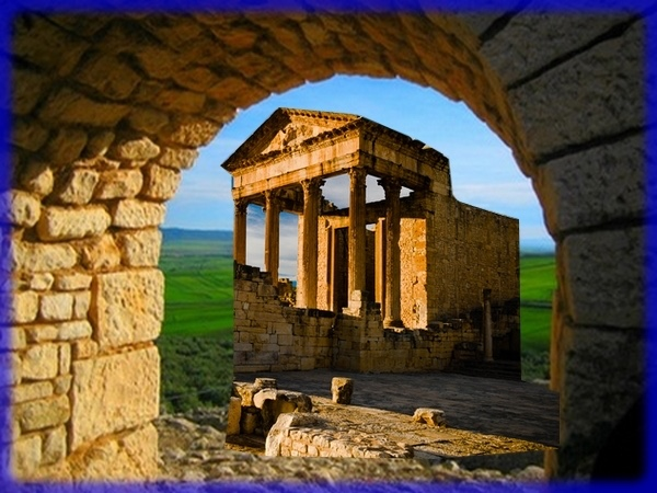 Full Day private guided tour of Dougga and Zaghouan