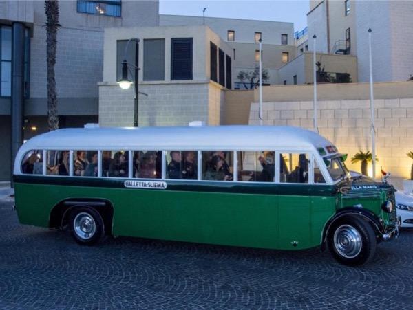 Bus Tour of Malta