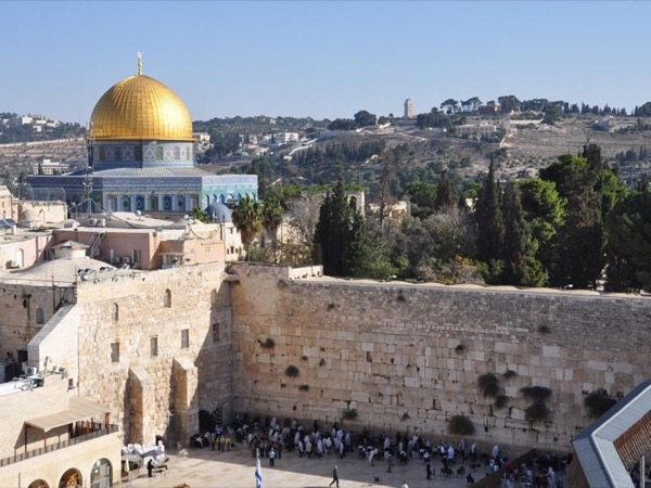 Personalized tour of Jerusalem's Old City