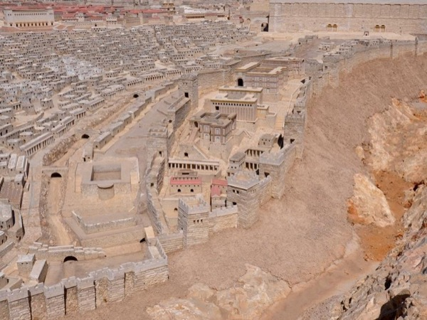 City of David (Ir David) tour - 3000 year old Jerusalem