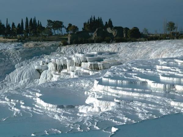 Pamukkale, Hierapolis & Leodicea Tour