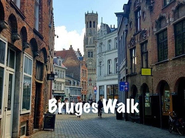 Highlights of Bruges private guided walk (3 to 4h)