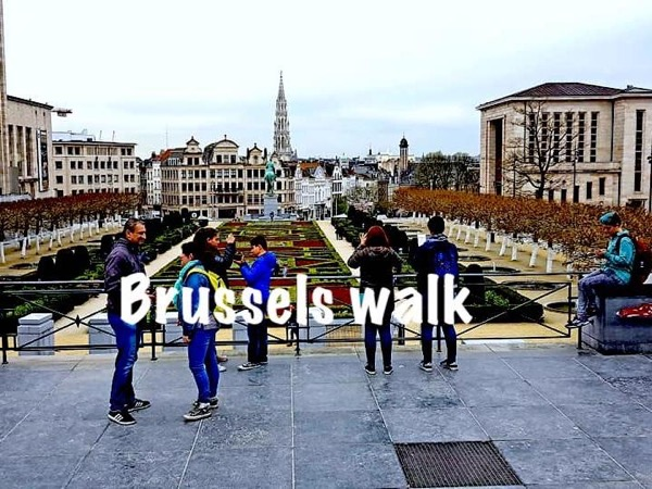 Highlights of Brussels private guided walk (3 to 4h)