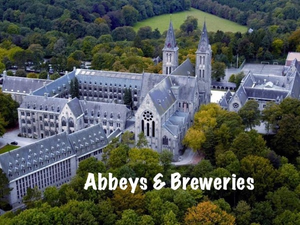 Abbeys & Breweries tour with private driver-guide