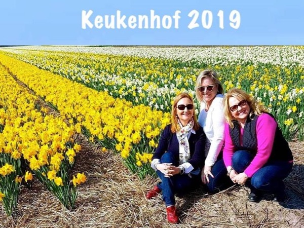 KEUKENHOF Flower show (21 March -19 May 2019) private day tour from Brussels