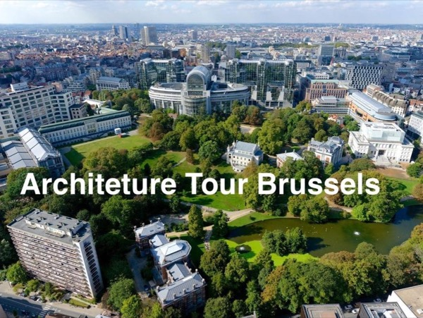 Architecture Tour Brussels with private driver guide