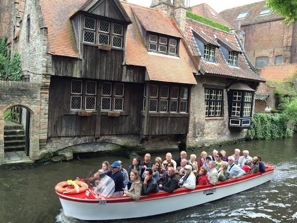 Bruges day tour from Brussels (8h)
