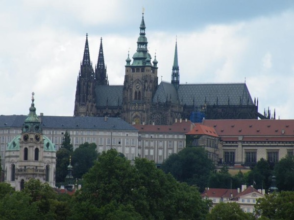 Sights and Sounds of Prague Tour