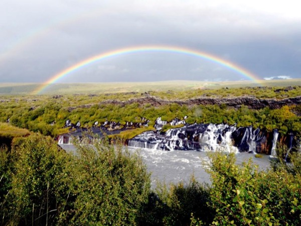 Borgarfjordur Valley - West Iceland day tour - Iceland Sagas, Waterfalls & Hot springs