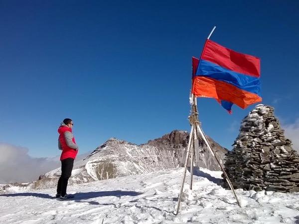 Private tour guide Vrezh