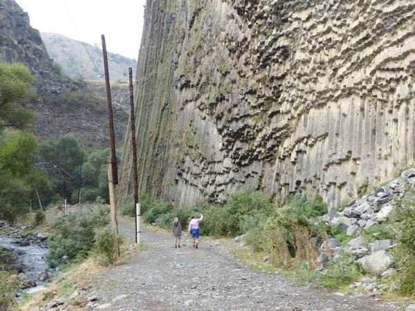 Hiking holiday in Armenia