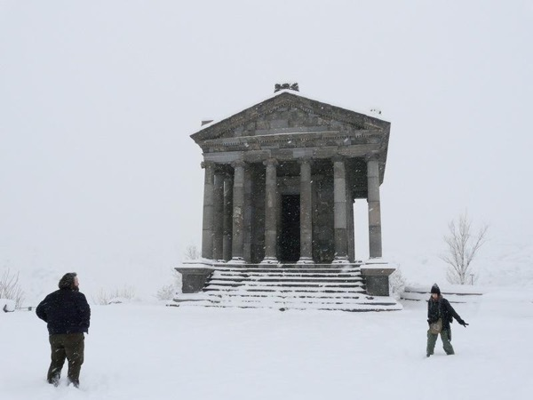 4 days winter holiday in Armenia