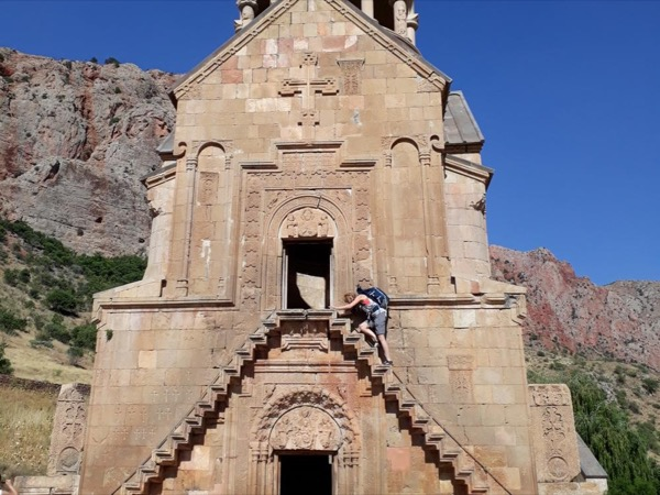 Day trip in Armenia Khor Virap-Areni-Noravank