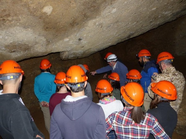 Caving trip in Armenia with sightseeings on the way.
