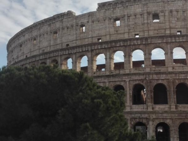 Colosseum Express - Arena Tour - The old Gladiator entrance