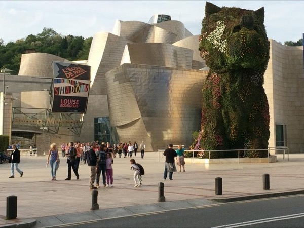 Bilbao & Guggenheim Private Tour from Cruiseship